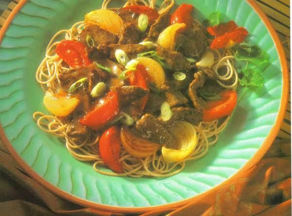 Cantonese Tomato Beef Recipe
