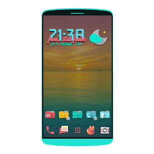 Sunnies Icon pack Screenshot