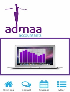 Admaa Accountants - náhled