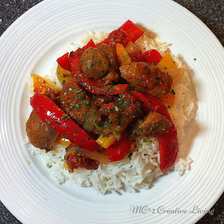 Italian Sausages and Bell Peppers