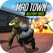 Mad City Town Military Base Action