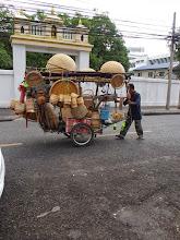Photo: Marchand ambulant - Bangkok