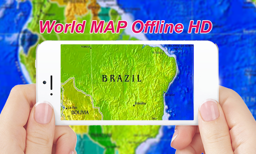 Offline world map atlas navigation route finder apk download offline world map atlas navigation route finder gumiabroncs Images