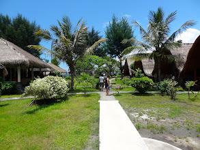 Photo: 5 - GILI AIR bungalow ou restera Frédérique pour ces 4 derniers jours