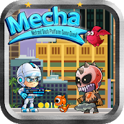 Mecha – Metroid Dash Platform Game Quest
