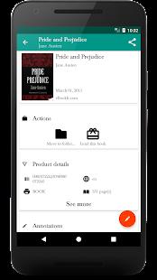 Buddybook - Book catalogue Pro - náhled