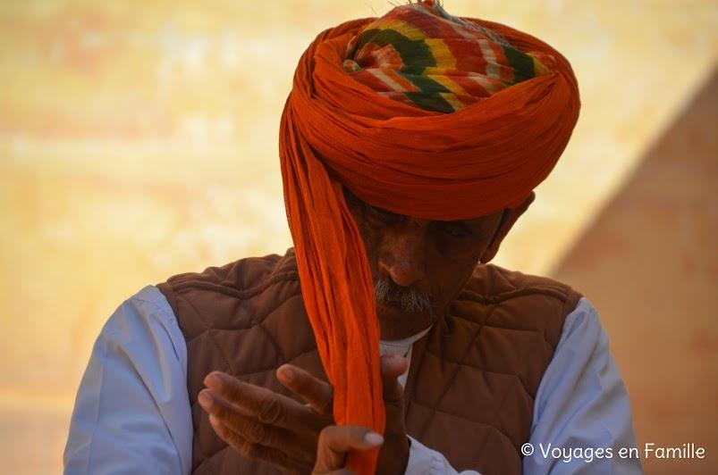 Turban Mehrangarh