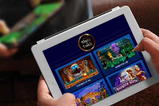 Игровые автоматы Slots of Luck screenshot 5