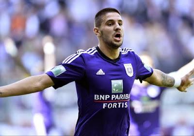 """Mitrovic: """"Pas comme si j'avais dix kilos de trop"""""""