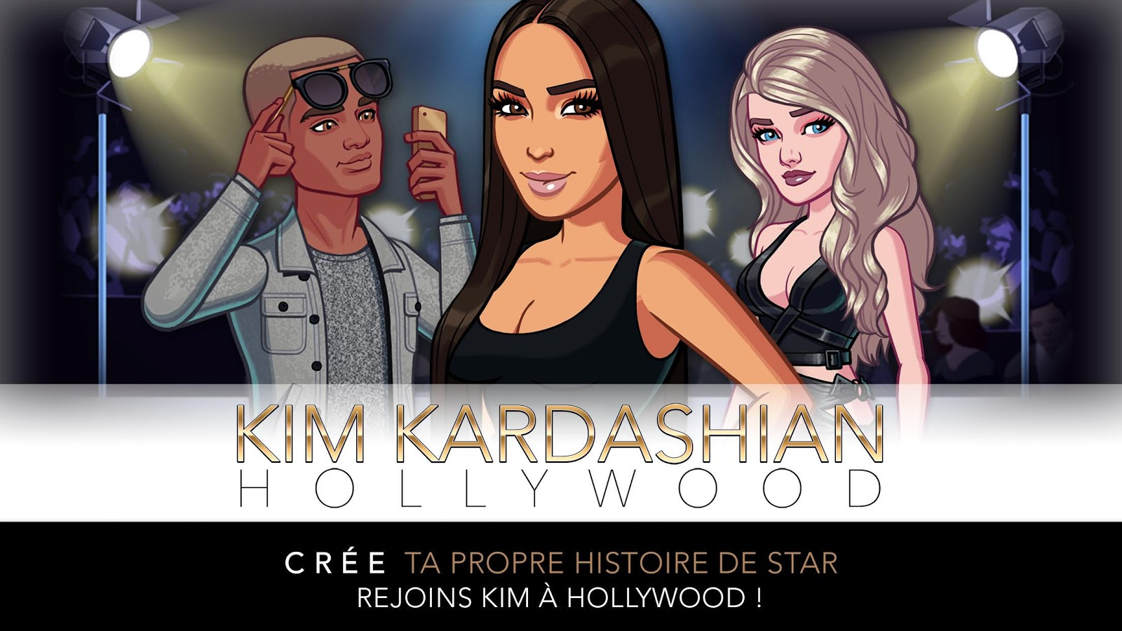 KIM KARDASHIAN: HOLLYWOOD – Capture d'écran