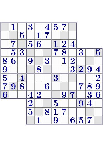 VISTALGYu00ae Sudoku modavailable screenshots 3