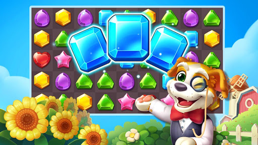 Télécharger Gratuit Jewel Town - Most Match 3 Levels Ever apk mod screenshots 6