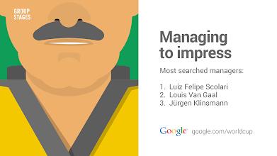 Photo: Managing to impress #GoogleTrends