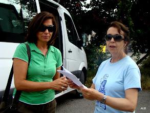 Photo: Viendo la ruta.