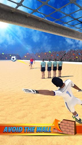 Shoot Goal 🏖️ Beach Soccer