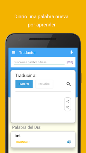 Translator spanish 5.5.65 screenshots 1