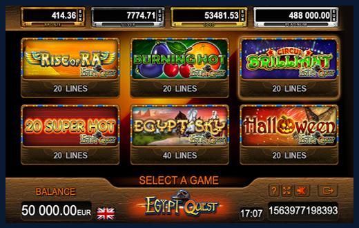 Egt Slot - Egt Oyunları - Egt Jackpot