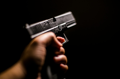 Four men were killed in a shooting incident in Zwide on Friday night