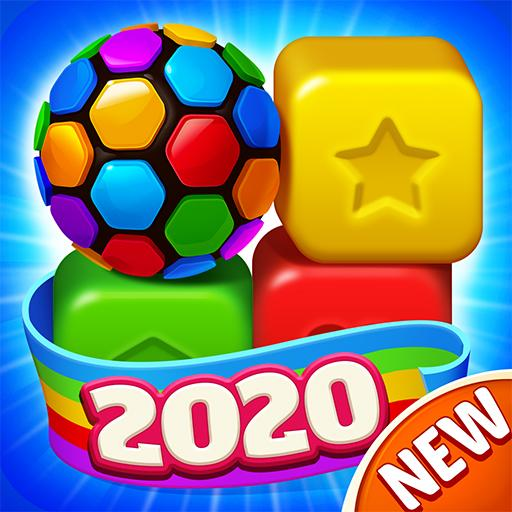 Toy Brick Crush - Addictive Puzzle Matching Game Icon