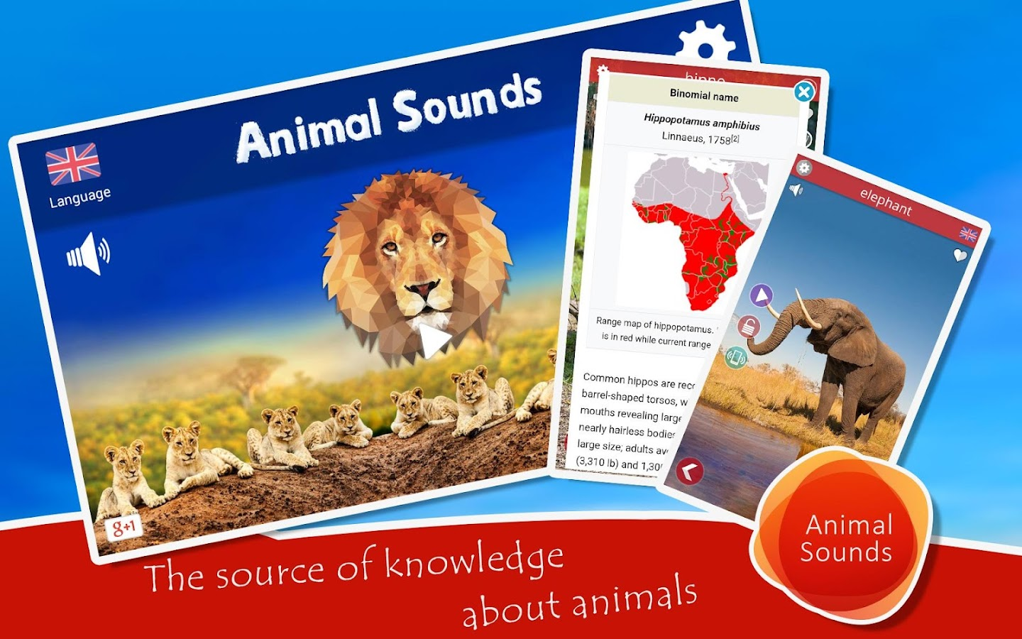 Animal Sounds - Android Apps on Google Play