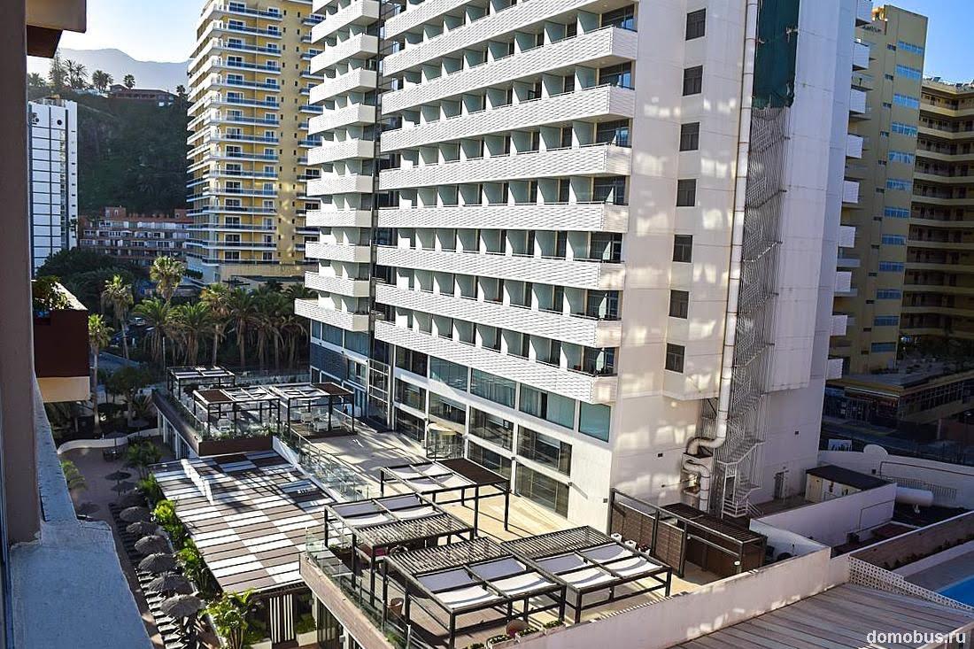 Апартаменты в Пуэрто да ла Крус Estudio Edificio Emblemático Primera Línea Playa