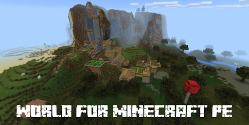World for Minecraft screenshot 2