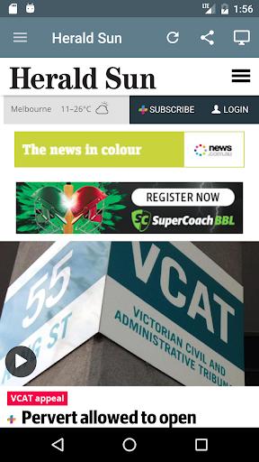 Australia Newspapers 2.2.3 app download 2
