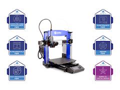 New Collar Job Skills Digital Master Badge Pulse 3D Printer Bundle - Self Paced