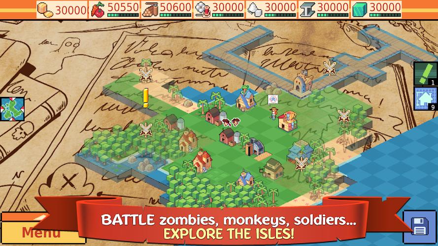 Swords & Crossbones- screenshot