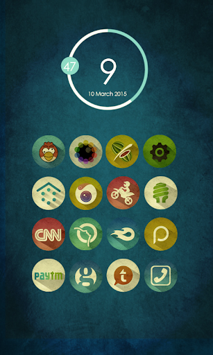 Vintage Colors - Icon Pack