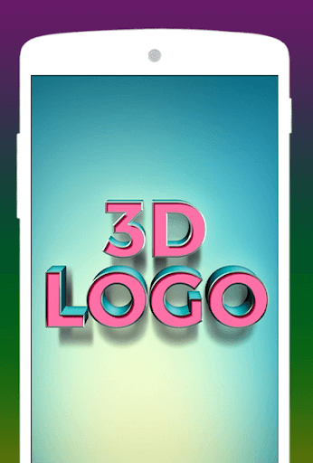 3D Logo Maker & Name Art - Logo Creator Designer 1.4 screenshots 2