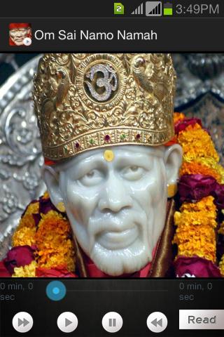 Om Sai Namo Namah