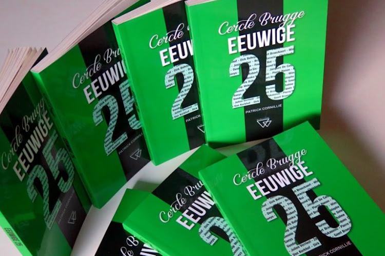 Win: het boek van auteur Patrick Cornillie 'De Eeuwige 25 van Cercle Brugge'