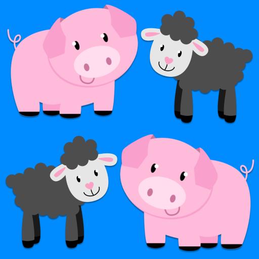 Animal Pairs 解謎 App LOGO-硬是要APP