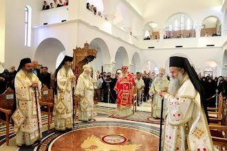 Photo: Начало на светата литургия.