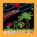 Magic Slate - Color & Draw free icon