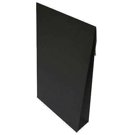 Presentpåse 200x330mm    svart