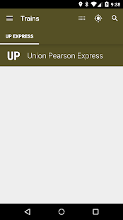 Union Pearson Express Train - MonTransit - náhled