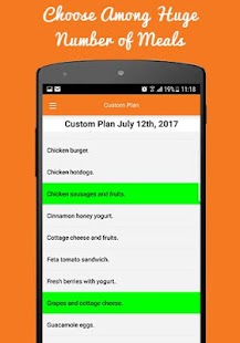 Weight Loss Diet Plan - iSlimSolutions- screenshot thumbnail