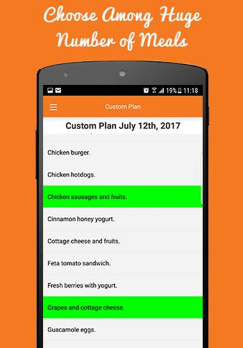 Weight Loss Diet Plan - iSlimSolutions- screenshot