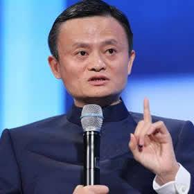 Jack Ma, founder @Alibaba