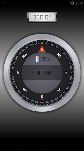 Compass Clock Pro AdFree