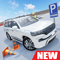 Prado Modern Car Parking : Prado Car Parking 2020 icon