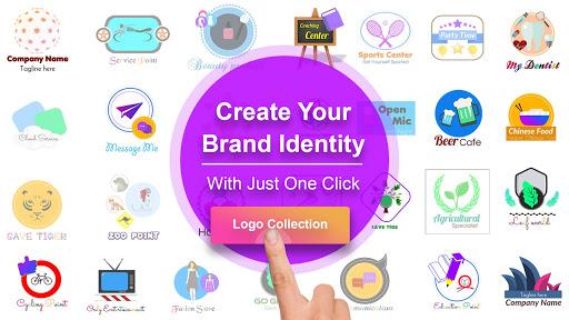 Foto do Logo Maker : Graphic Design Generator : Logo Art