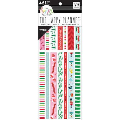 Me & My Big Ideas Happy Planner Washi Sticker Book - Seasonal