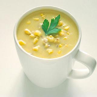 Sweet on Corn- Old Fashioned Corn Chowder