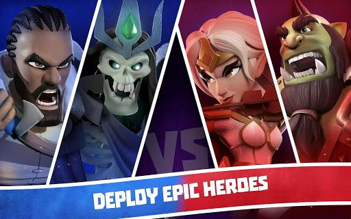 Castle Creeps Battle screenshot 14