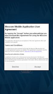 Wescom Credit Union Mobile- screenshot thumbnail