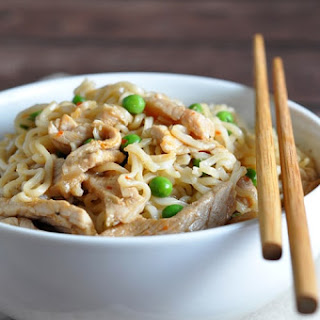 Ramen with Sweet and Sour Pork Recipe