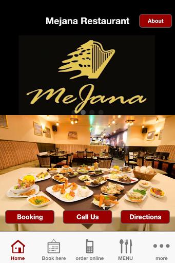 Mejana Restaurant